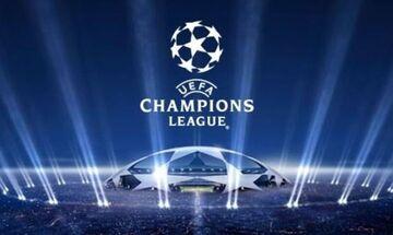 Champions League -Όλα τα ματς (highlights): Τσέλσι - Σεβίλλη 0-0, Παρί - Μάντσεστερ Γιουνάιτεντ  1-2