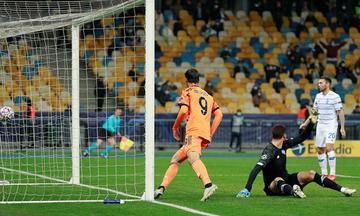 Ντιναμό Κιέβου - Γιουβέντους: Ο Μοράτα το πρώτο γκολ του Champions League 2020-21 (vid)