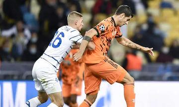 Ντιναμό Κιέβου – Γιουβέντους 0-2: Καθάρισε ο Μοράτα (HIGHLIGHTS)