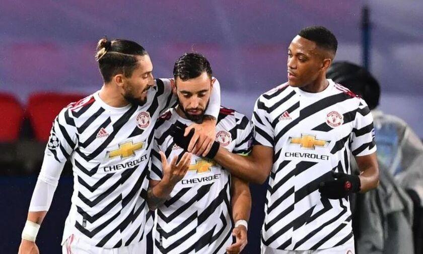 Παρί Σεν Ζερμέν-Μάντσεστερ Γιουνάιτεντ 1-2: Το έκανε ξανά (highlights)