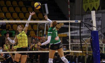 Τα στιγμιότυπα της 2ης αγωνιστικής της Volley League γυναικών (vid)