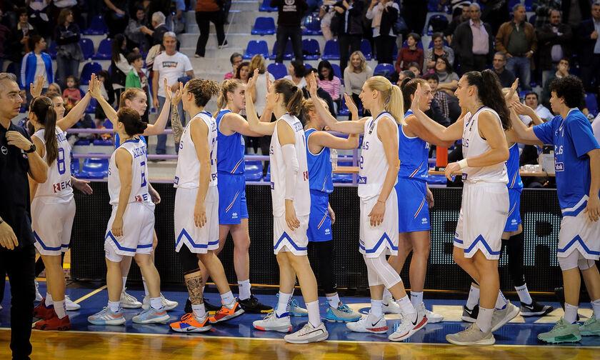 Ποιες κλήθηκαν στην Εθνική Γυναικών μπάσκετ