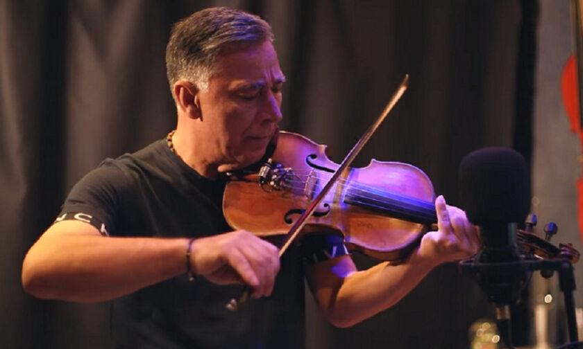 Πέθανε  ο γνωστός βιολιστής, Ζήσης Κασιάρας (vid)