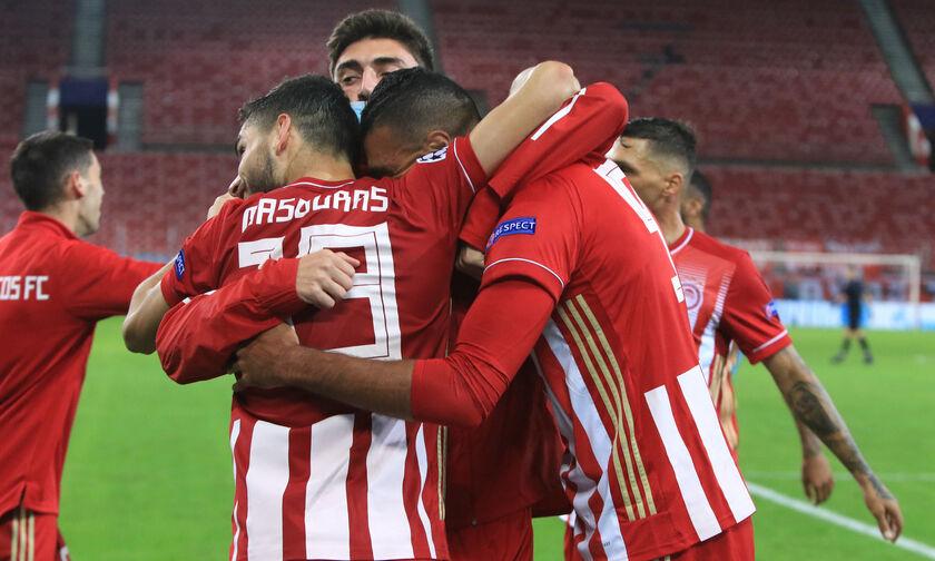 Τα highlights του Ολυμπιακός - Μαρσέιγ 1-0 (vid)
