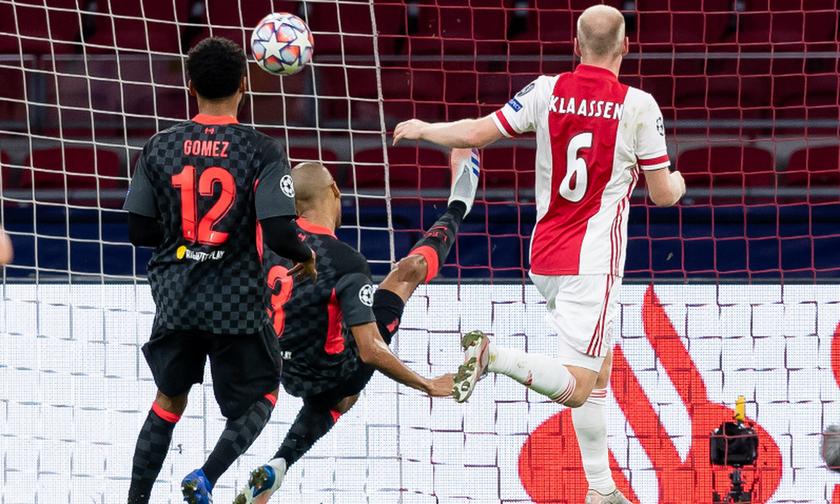 Άγιαξ - Λίβερπουλ 0-1: Ένα αυτογκόλ έκρινε το ματς  (Highlights)