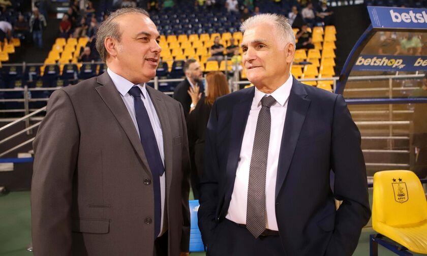 Άρης: Ανακοίνωσε τη συνεργασία με τον Ελληνιάδη