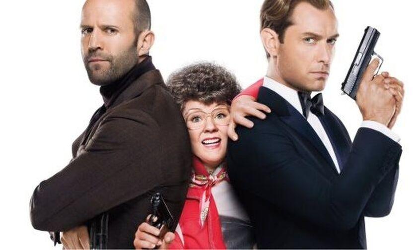 Ταινίες στην τηλεόραση (23/10): Spy, The double