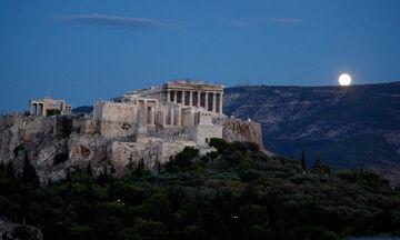Θωρακίζεται η Ακρόπολη καθώς και τα μνημεία της ευρύτερης περιοχής