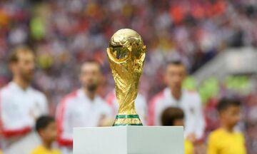 Εθνική: Στις 7/12 η κλήρωση των προκριματικών του Παγκοσμίου Κυπέλλου