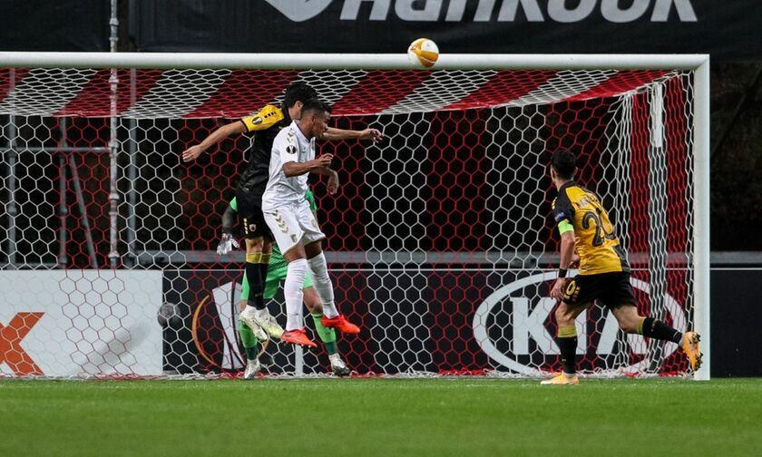 Μπράγκα - ΑΕΚ: Το δεύτερο και το τρίτο γκολ της Μπράγκα (vids)