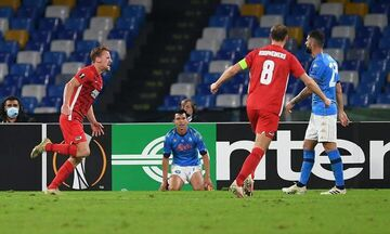 Η Νάπολι, χωρίς Μανωλά, έχασε στην έδρα της 1-0 από την Αλκμάαρ του Χατζηδιάκου