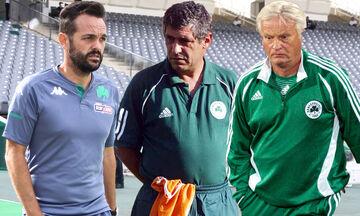 Προπονητές Παναθηναϊκού: Ο «καρπουζάς» Σάντος, ο «θείος» Μπάκε και ο «μαθητευόμενος μάγος»