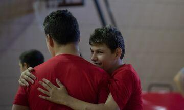 Ολυμπιακός: Επέστρεψε το πρόγραμμα «One Team»