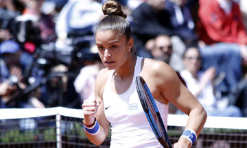 Ostrava Open: Πειστικά στα ημιτελικά η Σάκκαρη! (highlights)
