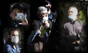 Χρυσή Αυγή: Στις φυλακές Δομοκού η ηγετική ομάδα, στο Μαλανδρίνο ο Ρουπακιάς, άφαντος ο Παππάς