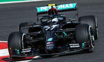 Grand Prix Πορτογαλίας: Πρωτιά Μπότας στα δοκιμαστικά