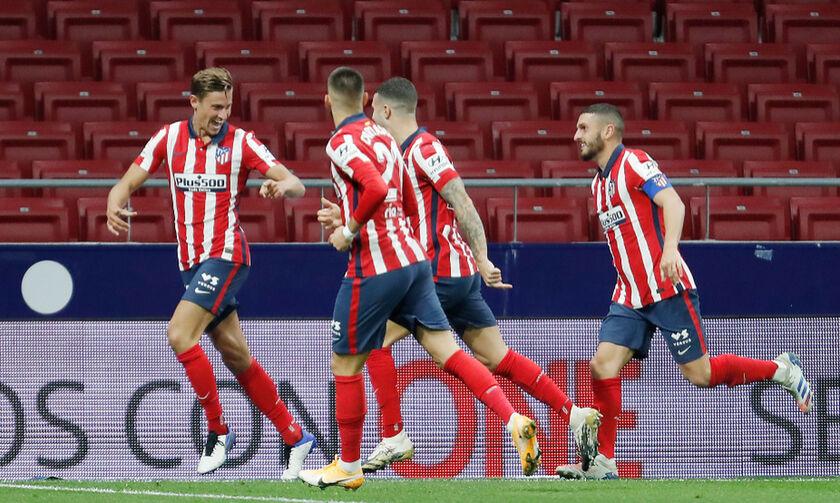 La Liga: Aντέδρασε μετά την τεσσάρα από την Μπάγερν η Ατλέτικο, 2-0 την Μπέτις (Highlights)!