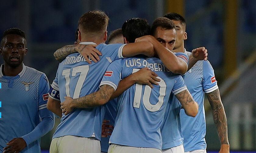 Serie A: Η Λάτσιο επέστρεψε στις νίκες (Highlights)