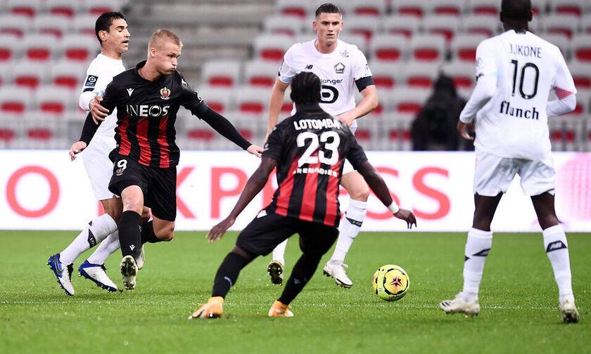 Ligue 1: Η Νις προκάλεσε... συγκατοίκηση Λιλ και Παρί στο «ρετιρέ» (highlights)!