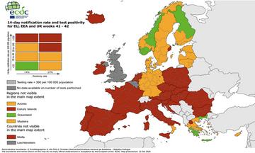 Covid-19: Η Ευρώπη έχει... πόλεμο με τον κορονοϊό και παίρνει μέτρα