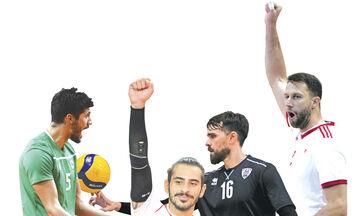 Volley League ανδρών: Για πρώτη φορά πολυθρόνα για τέσσερις!