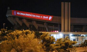 Ολυμπιακός και ΣΕΦ: «Μια ομάδα ενάντια στον COVID-19»