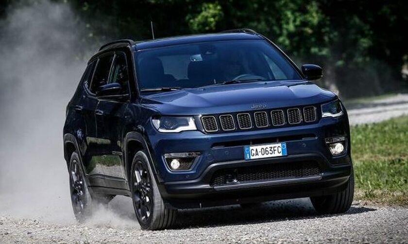 Νέο Jeep Compass με περισσότερο στιλ και δυνατότητες
