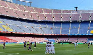 Μπαρτσελόνα - Ρεάλ Μαδρίτης: Δύο γκολ σε τρία λεπτά και 1-1 (vid)