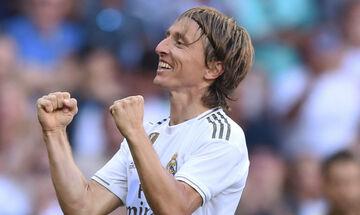 Μπαρτσελόνα - Ρεάλ Μαδρίτης: Ο Μόντριτς «τελειώνει» το ματς στο 90'! (vid)