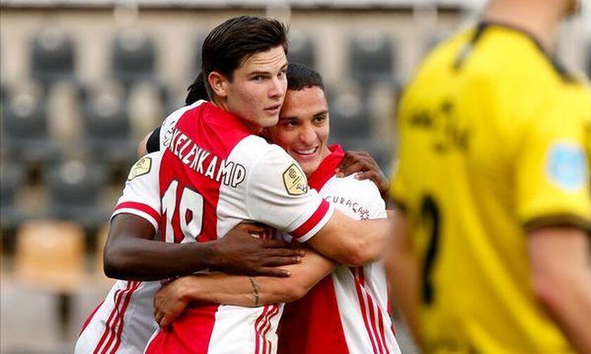 Δεν ξανάγινε: Φένλο - Άγιαξ 0-13 (highlights)!