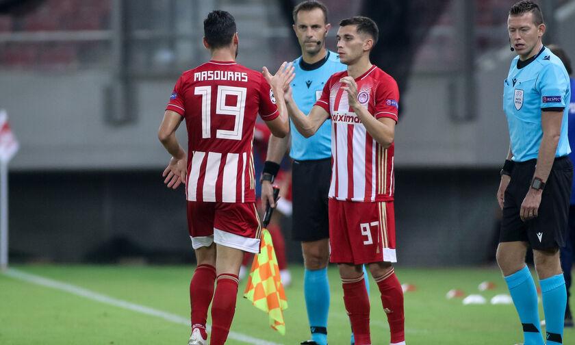 Σε ειδική αποστολή οι Ραντζέλοβιτς - Μασούρας στο ματς με Πόρτο