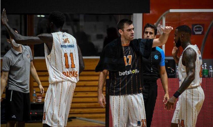 Μάντζαρης: «Πρόθεση ήταν να βρω ομάδα Euroleague, αλλά με τον κορονοϊό έμεινα στην Ελλάδα»