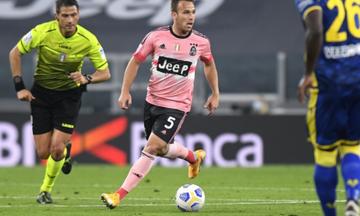 Serie A: Από το κακό στο χειρότερο η Γιουβέντους, 1-1 με τη Βερόνα στο Τορίνο (highlights)