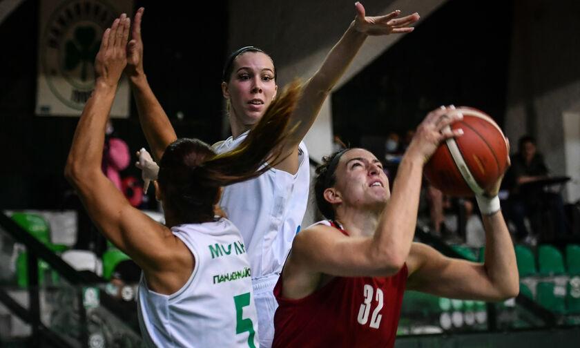 Παναθηναϊκός - Ολυμπιακός 62-61: Τέλος στο ρεκόρ των 137 σερί νικών