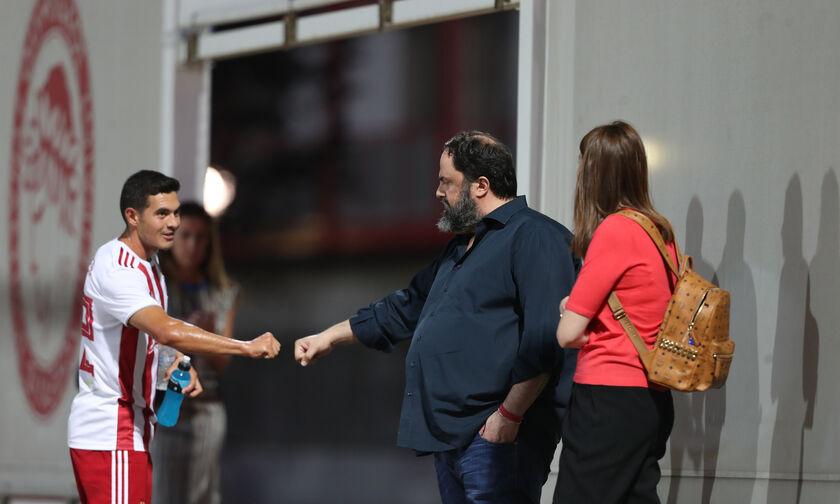 Το «όχι» του Ολυμπιακού σε Μπέκαμ για Λοβέρα και τα 8 εκατ. ευρώ