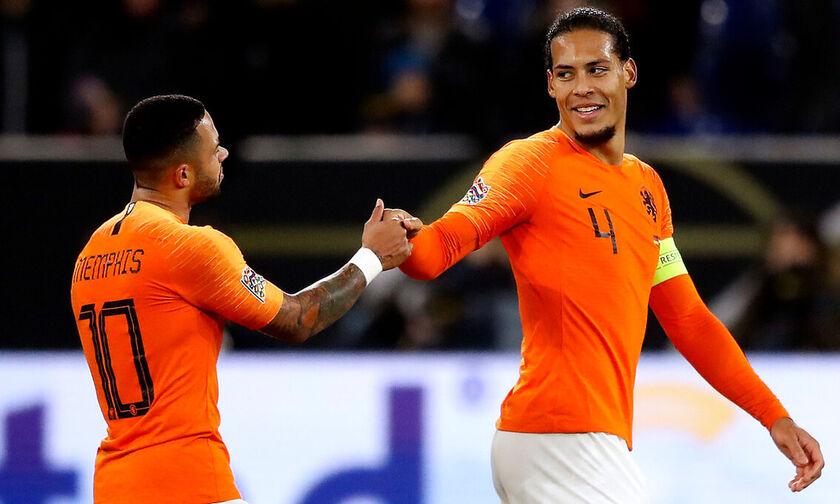 Λιόν - Μονακό: Ο Ντεπάι σκοράρει και αφιερώνει το γκολ στον άτυχο Φαν Ντάικ (vid)