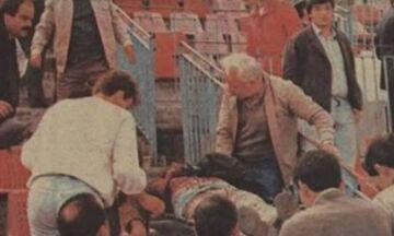 H δολοφονία του Μπλιώνα: Όταν οι εξέδρες του Αλκαζάρ βάφτηκαν με αίμα