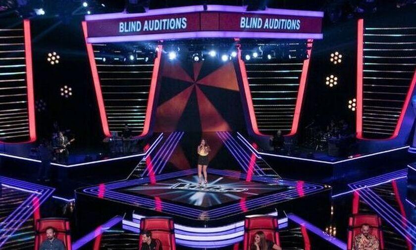 """Τηλεθέαση Κυριακής (25/10): Το """"The Voice"""" άγγιξε το 47,8%!"""