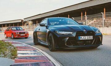 Η νέα BMW M4 θέλει να μοιάσει στη M3 E30