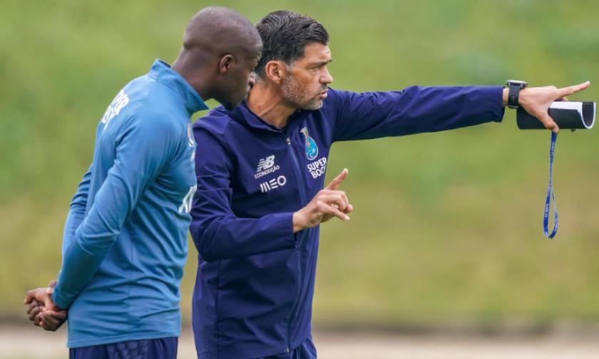 Λούις Εντουάρντο για το Πόρτο-Ολυμπιακός: «Σε αυτή τη φάση οι αδύναμες ομάδες κάνουν υπέρβαση»