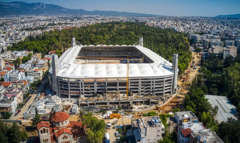 Γήπεδο ΑΕΚ: Πότε θα διεξαχθούν οι πρώτοι αγώνες (vid)