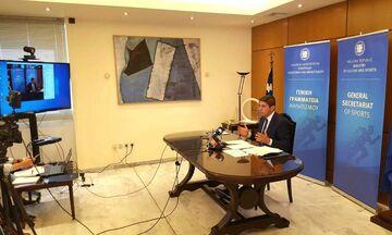 Αυγενάκης: «Ελάχιστα ερασιτεχνικά σωματεία πληρούν τα κριτήρια εγγραφής τους στο μητρώο»