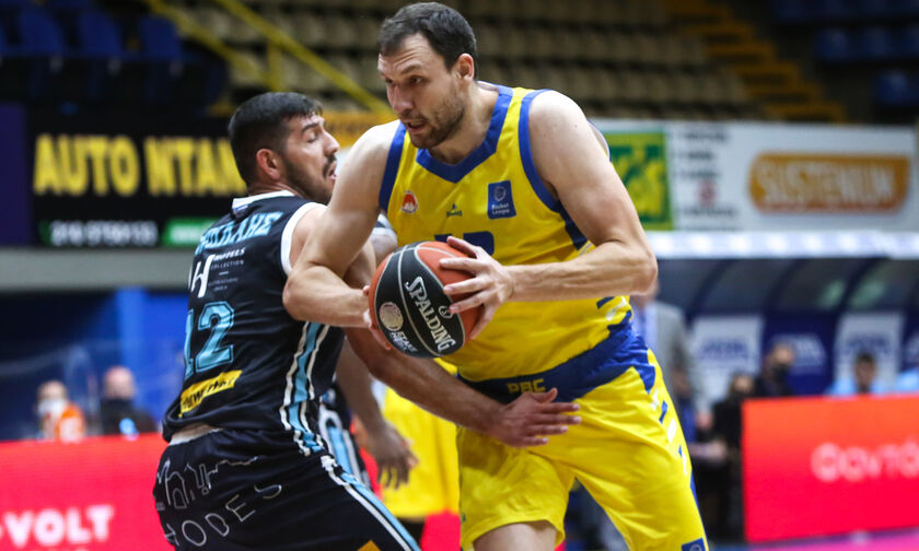 Basketball Champions League: Χωρίς Μαυροκεφαλίδη και Σαλούστρο το Περιστέρι στη Λιθουανία