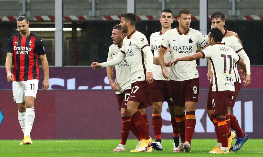 Serie A: Έσπασαν καρδιές στο Μίλαν-Ρόμα (Highlights)