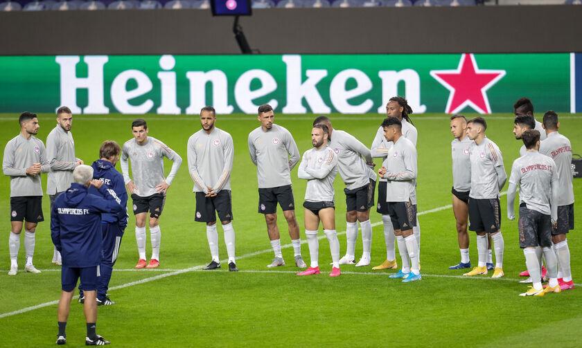 Πόρτο-Ολυμπιακός: Οι πιθανές ενδεκάδες που δίνει η UEFA