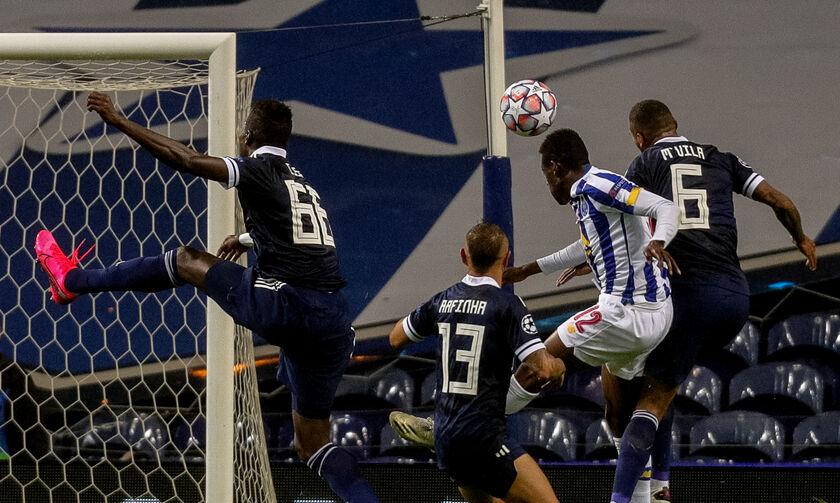 Πόρτο - Ολυμπιακός 2-0: Τα λάθη και η τιμωρία - Τα highlights της αναμέτρησης