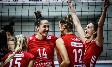 Volley League Γυναικών: Το Σάββατο (31/10) στην έδρα της ΑΕΚ ο Ολυμπιακός!