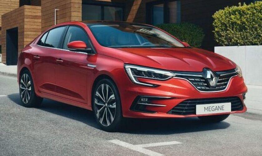 Ακόμα πιο δυναμική η «κούρσα» Renault Megane