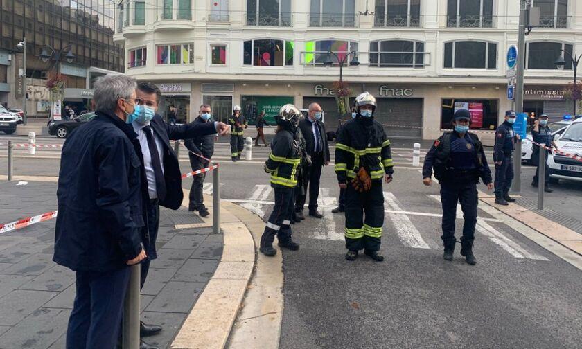 Γαλλία: Επίθεση με μαχαίρι στη Νίκαια με τρεις νεκρούς και πολλούς τραυματίες