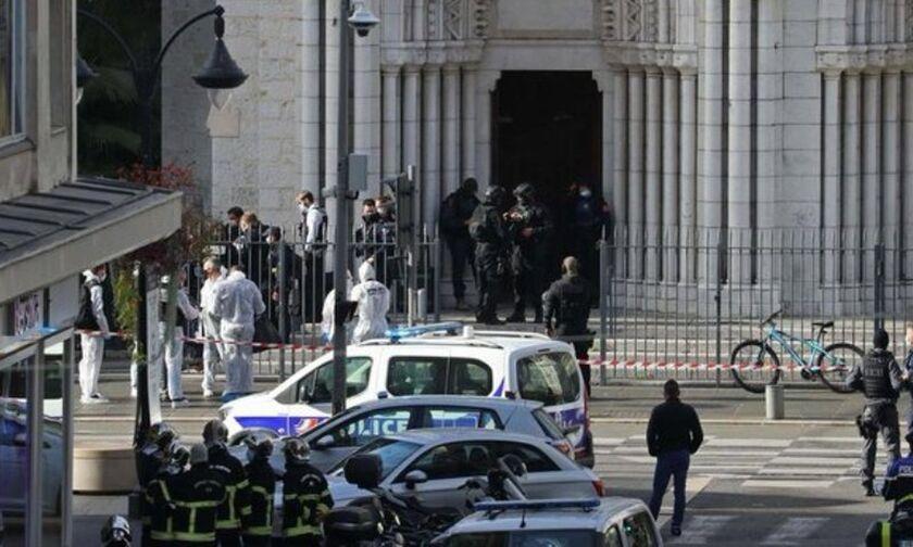 Γαλλία - Νίκαια: Τρεις νεκροί, γυναίκα αποκεφαλίστηκε - «Αλλάχου Άκμπαρ», φώναξε ο δράστης (vid)